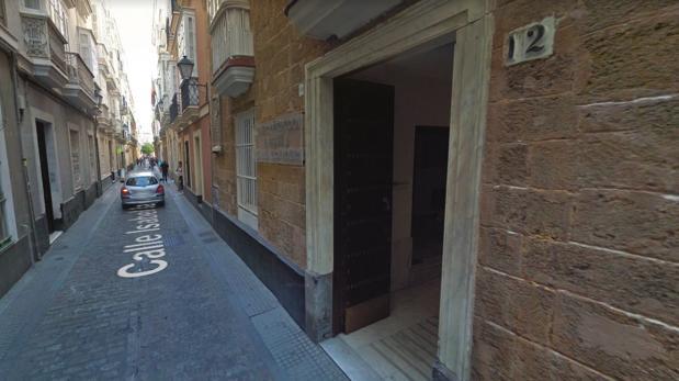 Calle Isabel la Católica,