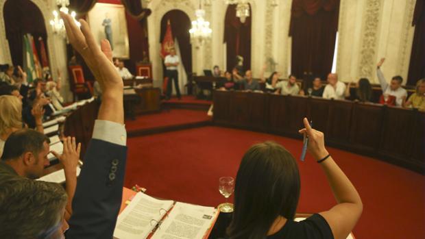 Con el nuevo ROM se regularán las intervenciones y los contenidos de las propuestas plenarias.