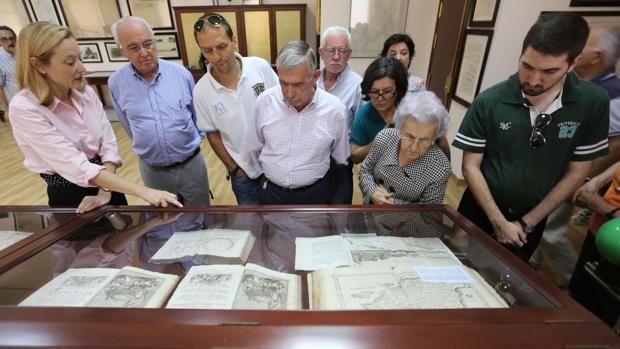 El archivo histórico del Instituto Hidrográfico será una de las instalaciones que se podrán visitar esta semana.