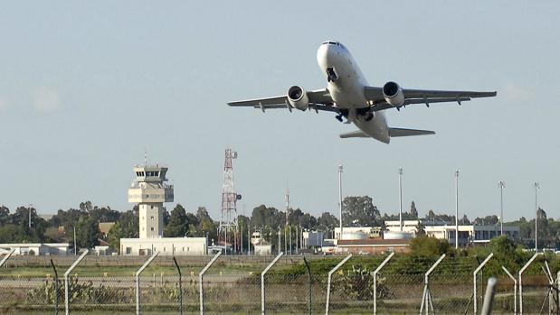 El aeropuerto de Jerez continúa elevando el número de usuarios.