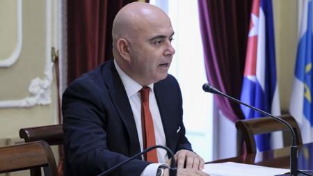 David Navarro, ex consejero delegado de Onda Cádiz