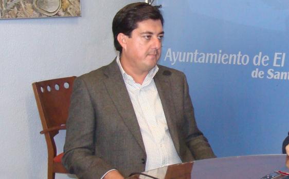 El popular Gonzalo Ganaza.