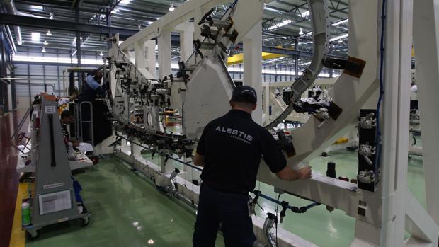 Airbus negocia la venta de Alestis.