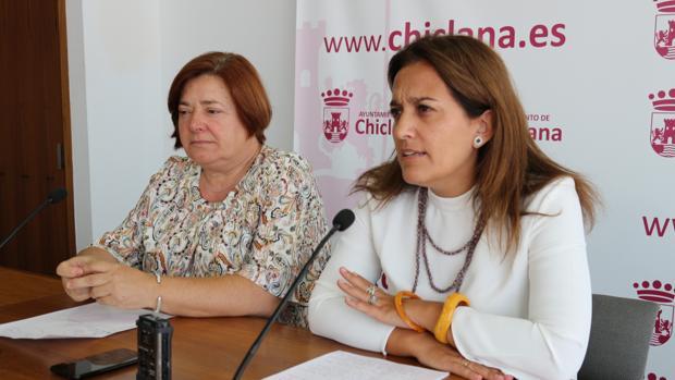 Cándida Verdier y Ana González ante el proceso judicial que se inicia