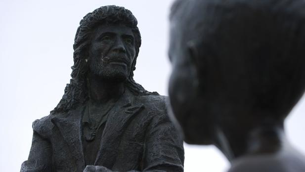Chiclana homenajea la figura de Camarón en su 25 aniversario