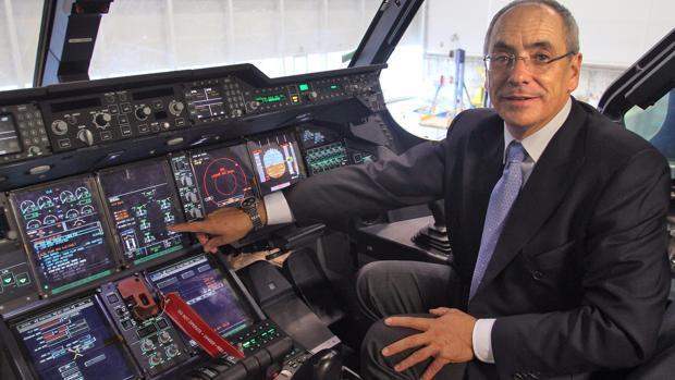 El expresidente de Airbus Military Domingo Ureña