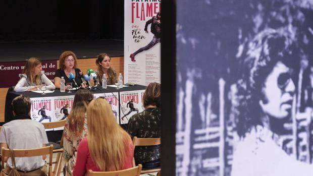 Presentación de la programación de las actividades con motivo del Día del Flamenco.