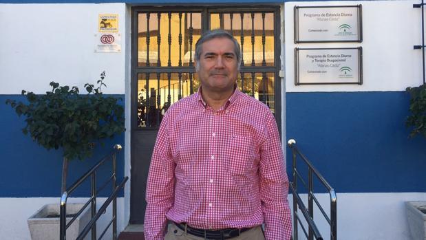 El nuevo presidente, Javier Díaz.