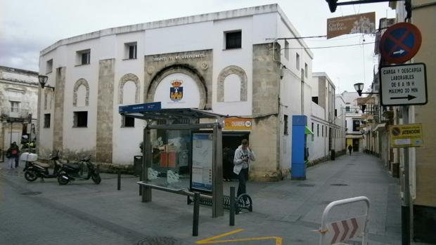 El mercado de abatos de El Puerto, en una situación preocupante.