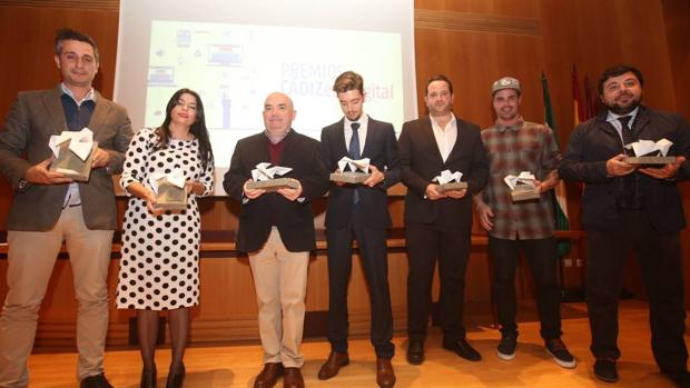 Los premios Cádizes_digital siguen creciendo.