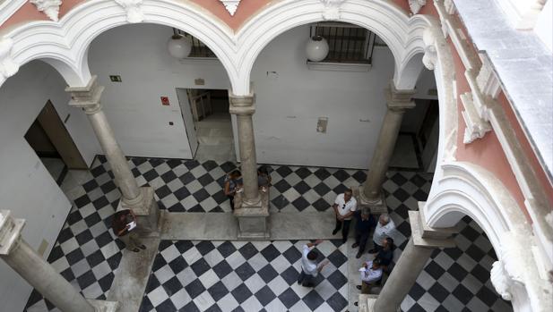 Palacio de Recaño donde irá el nuevo museo del Carnaval