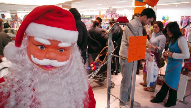 El comercio gaditano se prepara para una campaña de Navidad histórica.