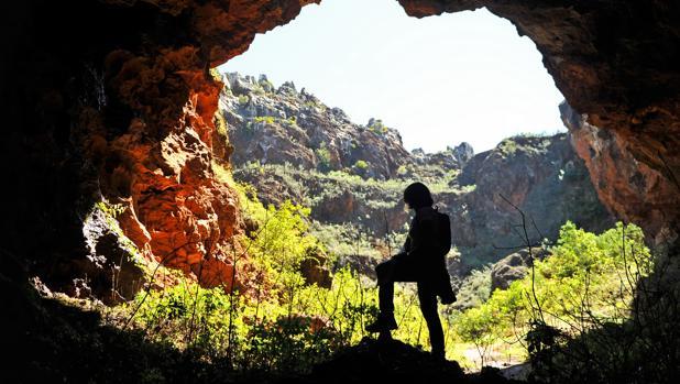 Paisajes del Parque Natural Sierra Norte de Sevilla