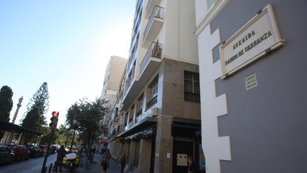 Avenida Ramón de Carranza