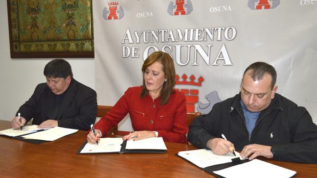 El Ayuntamiento ha concedido 20.000 euros para ayudar a sufragar las obras de Consolación