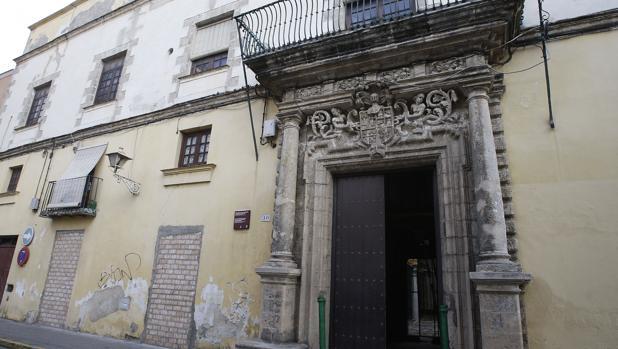 Estado de la Casa de las Cadenas.