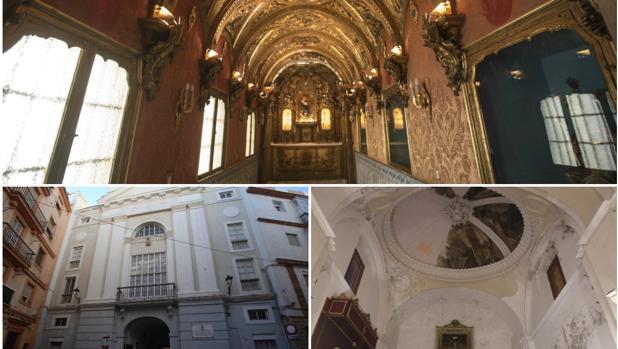 Algunas capillas con gran valor artístico y que son menos menos conocidas.