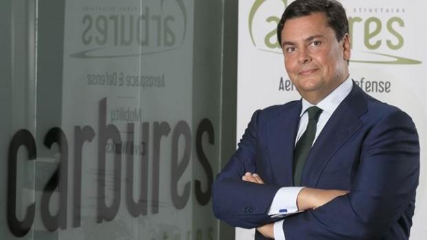 Borja Martínez-Laredo, CEO de Carbures