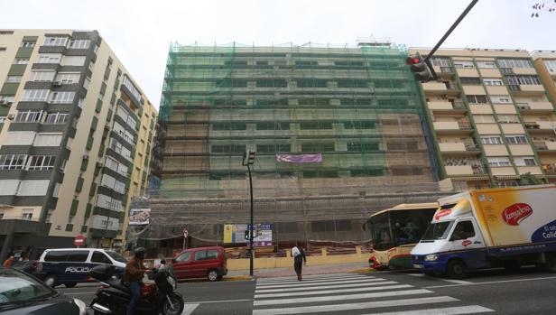 Está previsto que la vieja Comisaría de la Avenida se convierta en un hotel.