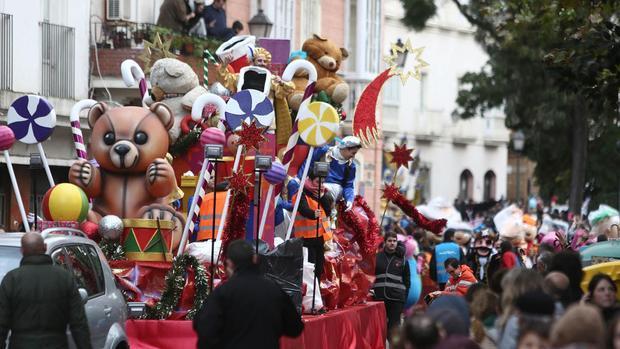 Cádiz y varios municipios han optado por cambiar el día o la hora de la Cabalgata por culpa del tiempo