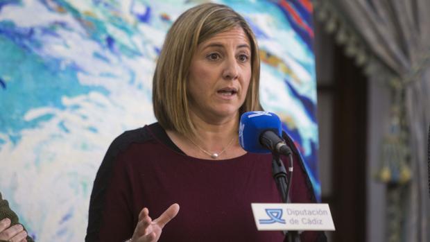 La presidenta de la Diputación pide al Gobierno Central un Plan Especial de Empleo.