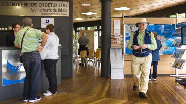 Oficina de Turismo de Canalejas, imagen de archivo