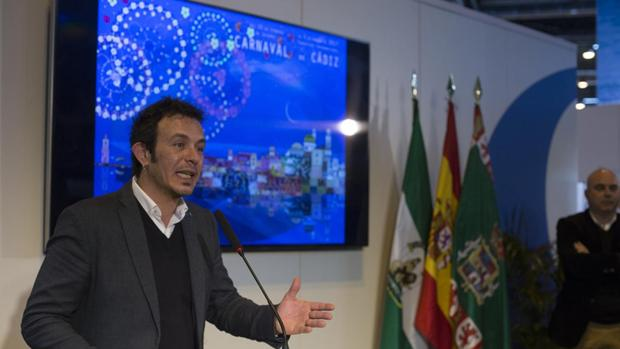 El Alcalde de Cádiz presenta la oferta turística de Cádiz en Fitur 2017