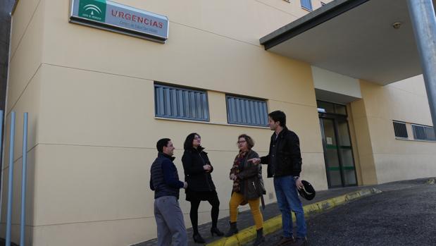 La presidenta del PP de Sevilla, Virginia Pérez, critica que Dos Hermanas solo cuente con un solo centro de urgencias