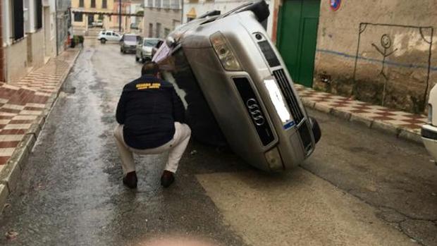 Los altercados se saldaron con tres rumanos y variosvecinos detenidos