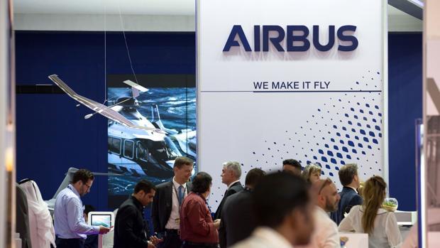Airbus ha presentado este lunes los resultados de explotación de 2017