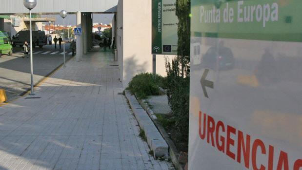 Los heridos han sido trasladados al hospital Punta Europa