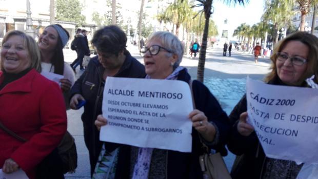 Las trabajadoras han iniciado una campaña de movilizaciones.