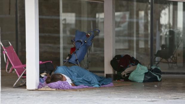 Las personas sin hogar de la ciudad podrán acudir cada tarde al Centro Integral de la Mujer.