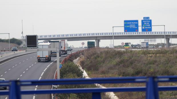 Espartinas busca su conexión a la autovía mediante el próximo bucle de la SE-40 con la A-49