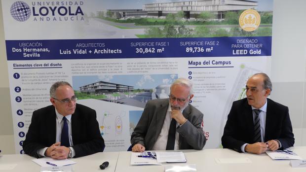 Las obras del nuevo campus universitario supondrán una inversión de 40 millones de euros