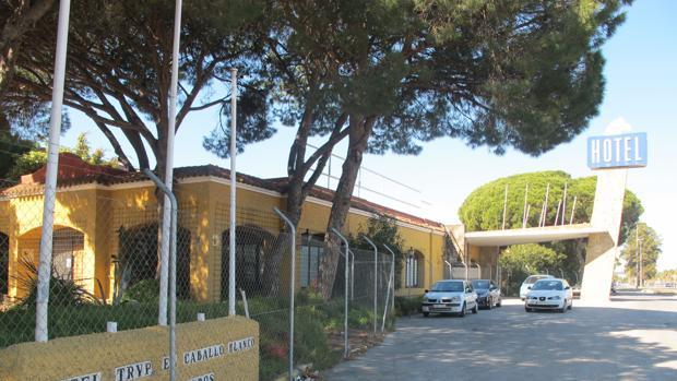 El hotel lleva cerrado desde el año 2007.