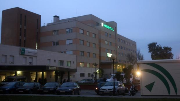 El hospital de La Línea donde se ha producido el incidente