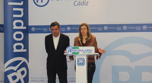 Ruiz-Sillero ha logrado una importante ayuda económica para Cádiz en materia de formación
