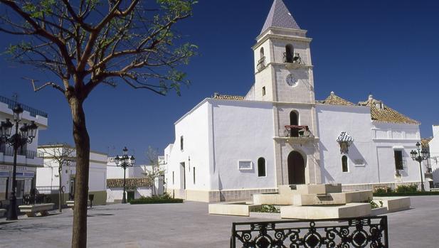 Paterna, el municipio jandeño donde se ha producido el suceso este domingo