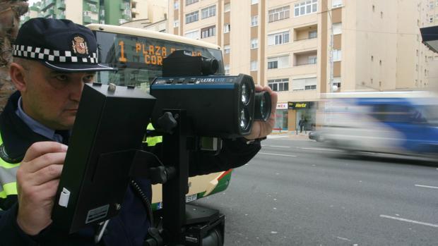 El Ayuntamiento ha interpuesto más de 1.700 multas durante 2017 a través del radar.