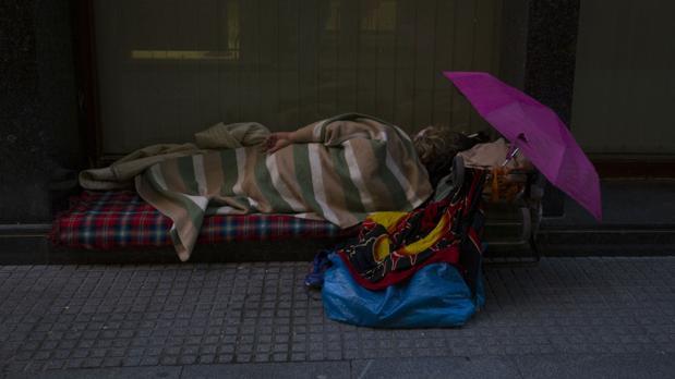 El Plan se ha presentado a la Mesa de personas sin hogar.