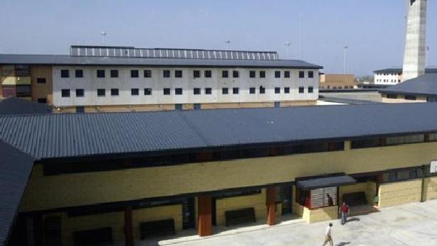Las instalaciones de la cárcel de Puerto III, donde se encuentra Begoña