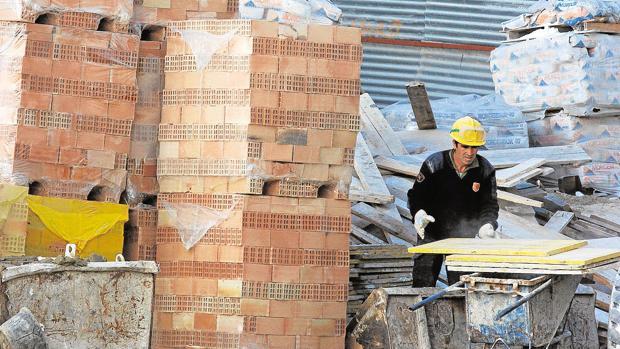 El sector de la construcción remonta el vuelo en la provincia