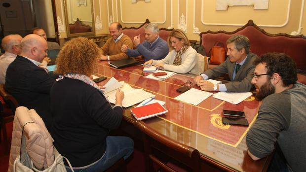 Imagen de archivo del Consejo de Administración