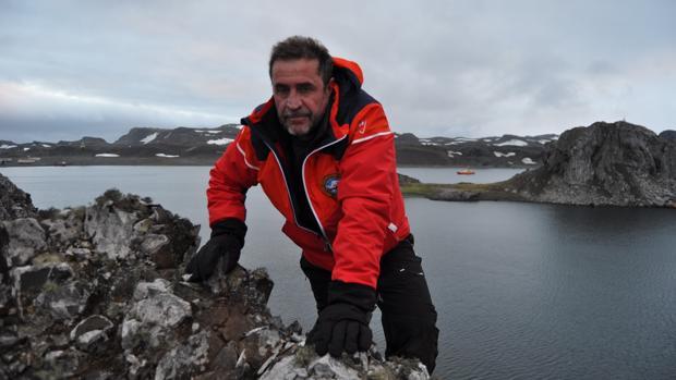 El investigador falleció el pasado viernes en la Antártida.