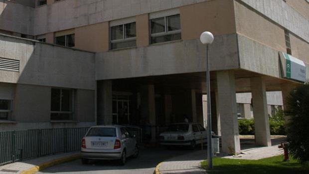 El hospital Punta de Europa de Algeciras, donde se produjo la agresión.