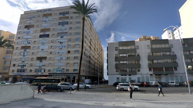 La intervención se produjo en el edificio Las Brisas, en la Avenida.