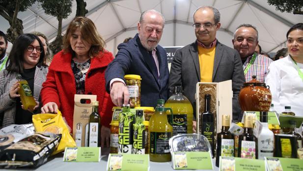 La Feria del Pan, el Aceite y la Aceituna se puede visitar este fin de semana en la Diputación de Sevilla