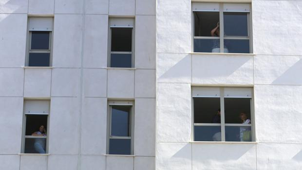 Tan sólo tres viviendas se han adherido a este programa del equipo de Gobierno.