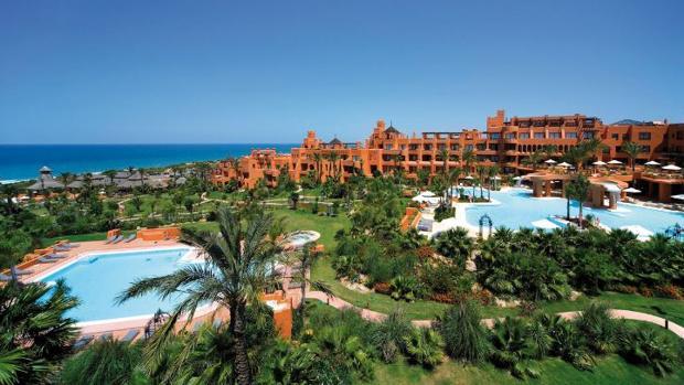 El hotel Royal Hideaway Sancti Petri, uno de los mejores de Europa.